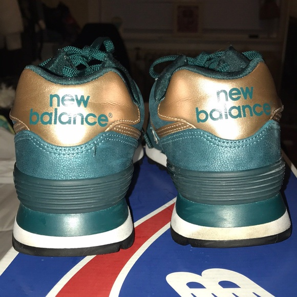 New Balance Shoes | Emerald Green S W95